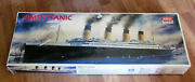 Rms Titanic Academy Minicraft 1/350th Scale Model Kit 1405 Length 30.24 Sealed