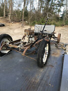 Renault Nn 1923 Chassis , Engine , And Miscellaneous Parts