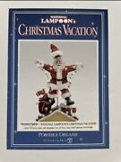 Extremely Rare Collectible National Lampoon's Christmas Vacation Possible Dreams