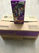 2021 Fresh Girl Scout Cookies 1 Case Samoas - 12 Boxes Little Brownie Bakery