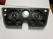 67 72 Chevy Gmc Truck Speedometer Instrument Cluster Used Parts