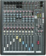 Allen And Heath Xb-14-2 10-channel Broadcast Mixer Xb214d1