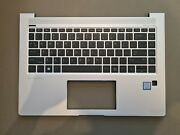 Hp Notebook Cover Inkl. Keyboard 1040 G4 Int Privacy