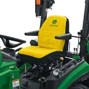 John Deere Compact Utility Tractor Seat Cover - Lp68694