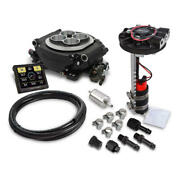 Holley Sniper Efi And Ignition Kit 550-511d-gmbk Returnless 650hp Tbi For Sbc Bbc