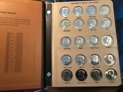 Complete Kennedy Half Dollar Set 1964-1995 Silver Bu And Proof P,d,s 93 Coins