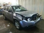 Driver Front Door Electric Excluding Base Model Fits 11-13 Forester 216833