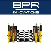 Arb 4x4 Accessories Ome Front And Rear Suspension Lift Kit 2.5 - Omefjclks