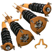New Coilovers Kit For Mitsubishi Eclipse 00-05 Adjustable Height Shocks Springs