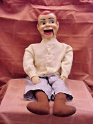 1950's - 24 Paul Winchell's Jerry Mahoney Ventriloquist Dummy View All Photos