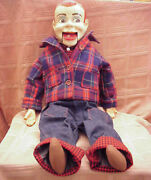 1950's Paul Winchell's Jerry Mahoney 24 Ventriloquist Dummy - See All Photos