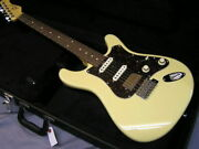 Used Magneto Guitars Sonnet / Dead Stock White Electric Guitar Free Shipping