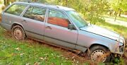 Rare Salvage-glass Parts-1987 Mercedes 300td Wagon -right Rear Door - Back Glass