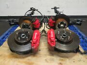 2002-2006 Jdm Dc5 Type R Acura Rsx Brembo Brakes Front And Rear Brembo Calipers