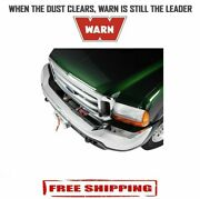 Warn Black Semi-hidden Winch Mount For Ford F-250 To F-550andexursion 99-04- 62289