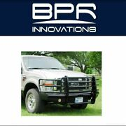 Ranch Hand For 08-10 Ford F-250/f-350 Legend Series Width Black Front Hd Bumper