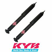 Kyb 2 Rear Shocks Fits Ford Crown Vic Lincoln Town Car And Grand Marquis 03-11