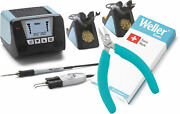 Weller Wt2021msp - Soldering Station Wmrpms And Wmrtms Micro Tools And 522n Wi