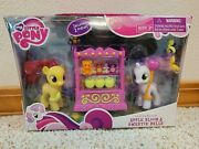 My Little Pony Fun At The Fair With Apple Bloom And Sweetie Belle 2010 New In Box