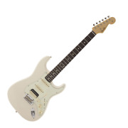 Fender Made In Japan Hybrid 60s Stratocaster Hss Rw Vintage White エレキギタ