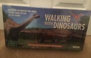 New Walking With Dinosaurs Board Game Bbc Tv Series The Green Board Game Co Rare