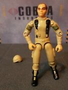Gi Joe 1983 Grunt Awesome Falcon Pilot Uncracked  100 Complete 1982