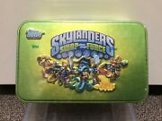 Skylanders Swap Force Topps Collector Tin Box Kit Trading Cards. Sealed