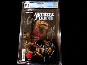 Fantastic Four 27 - Cgc 9.8 Highest Graded Knullified Variant