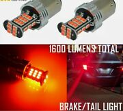 Buick Regal 1981 - 1987bright Red 30-led 1157 1981-1987 4 Piece