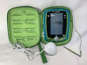 Tested - Leapfrog Leappad 2 System Tablet W/ Charger Case Stylus And Gel Skin Z26