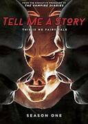 Tell Me A Story Season One - Dvd By Danielle Campbell - Very Good