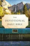 Kjv, The Devotional Daily Bible, Hardcover Signature Series - Hardcover - Good