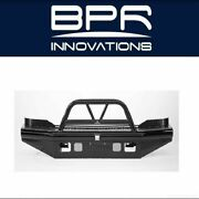 Ranch Hand For 99-04 Ford F-250 Legend Bullnose Width Black Front Hd Bumper