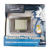 Einstein Electronic Touch Mind Trainer Brain Game New In Box Hobbies Education
