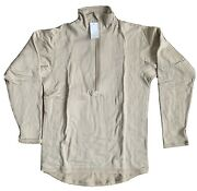 Us Army Middle Weight Cold Weather Level 2 Gen 3 Small-regular Waffle Top
