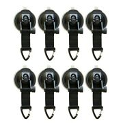 20x8pcs Suction Cup Anchor Secu Hook Tie Down Camping Tarp As Car Side Awning
