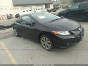 Motor Engine 2.4l Vin 4 6th Digit Coupe Si Fits 12-15 Civic 434166