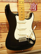 Used Fender American Vintage Thin Lacquer 57 St Type Usa 2010 Free Shipping