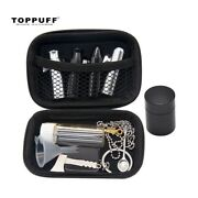 Sniffer Snuff Snorter Set Military Camping Traveling Tobacco Smell Proof Tactica