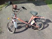 1978 Amf Roadmaster Moped Parting Out Read Ad Frame Engine Pedal Rack Seat Lever