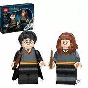 In Hand Lego 76393 Harry Potter And Hermione Granger™ New Set