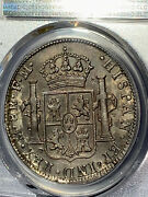 Pcgs Genuine 8r Silver Coin 1797 Mexico Xf Details