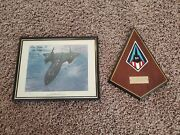 Extremely Rare Collectables From Cia A-12 Pilot Ken Collins Personal Collection