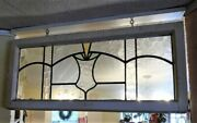 Antique Transom Window Salvaged From An Old English Farmh