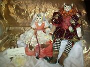 Katherineand039s Collection Romeo And Juliet Dolls By Wayne Kleski Limited Edit Musical