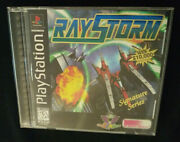 Raystorm Sony Playstation 1 1997 Us Version Good Condition
