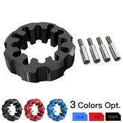 Widen 45mm Rear Wheel Hub Spacer With Bolts For Yamaha Wolverine 350 1995-2006