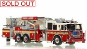 Fdny Seagrave Tower Ladder 1 Manhattan 1/50 Fire Replicas Fr033-1.2 New Last One