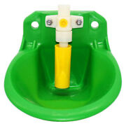 50xautomatic Goat Sheep Waterer Bowl Cow Cattle Feeder Plastic Drinking Animal