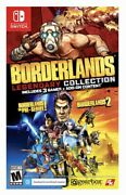 Borderlands Legendary Collection Nintendo Switch New And Sealed 3 Games In 1
